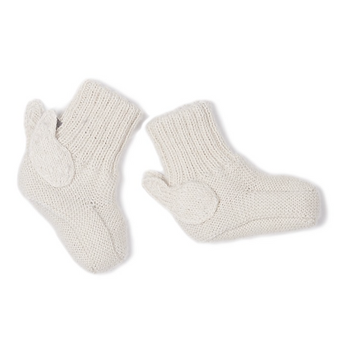 Angel Booties, Off White - Oeuf
