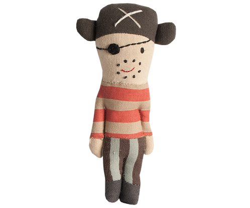 Pirate Captain Rattls - Maileg