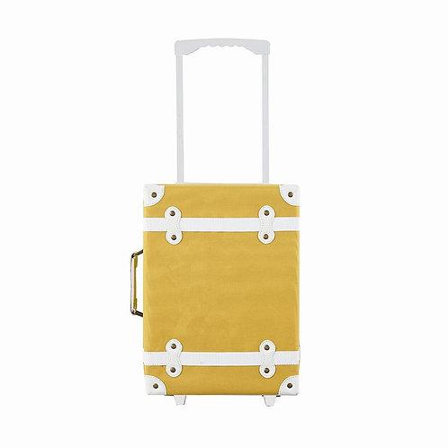 See-ya Suitcase, Mustard - Olli Ella