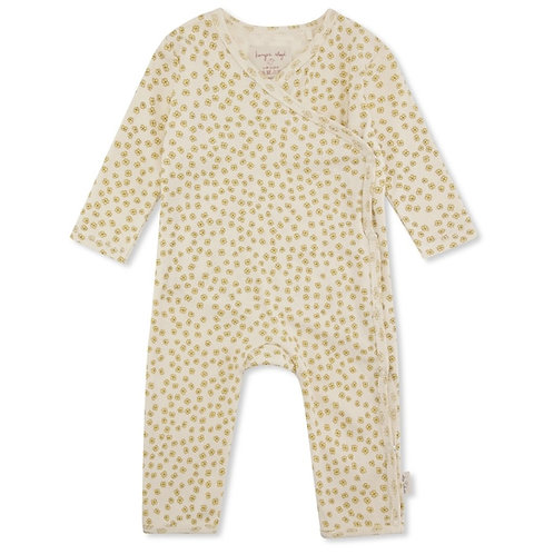 New Born Onesie, Buttercup Yellow - Konges Slojd