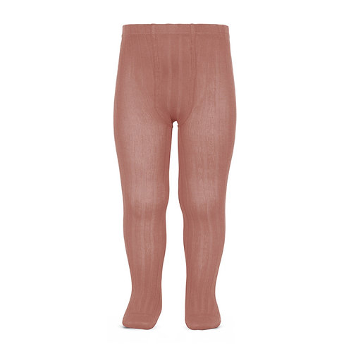 Rib Tights, Terracota 126 - Condor
