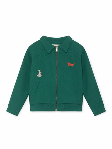Zipped Jacket, Rabbits - Bobo Choses