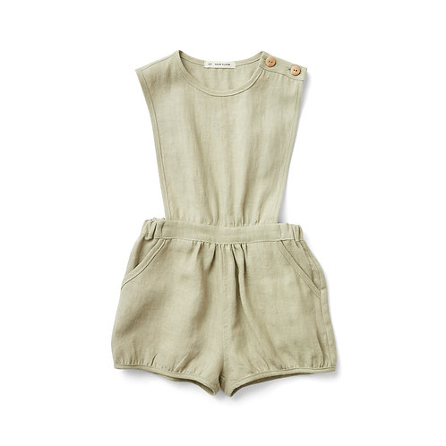 Fernanda Playsuit, Pond - Soor Ploom