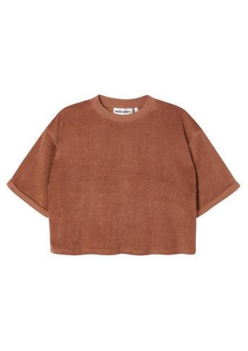 Boxy Sweatshirt, Russet - Main Story