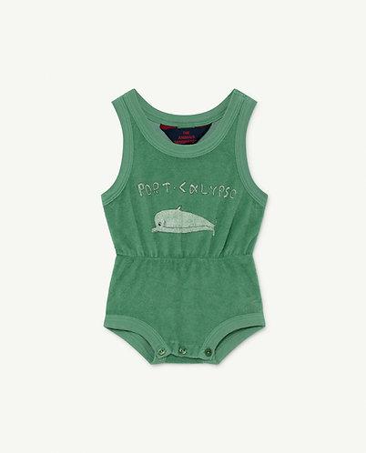 Squirrel Baby Body, Green Dolphin - TAO