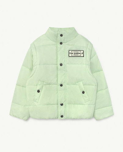 Lemur Kids Jacket,  Mint - TAO