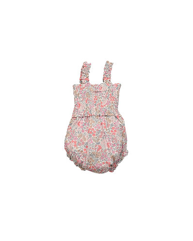 Leopolda Baby Romper, Liberty Sweet May - the new society
