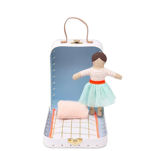 Mini Lila Doll Suitcase - Meri Meri