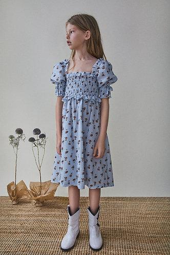 Jane Dress, Daisy Flower - the new society