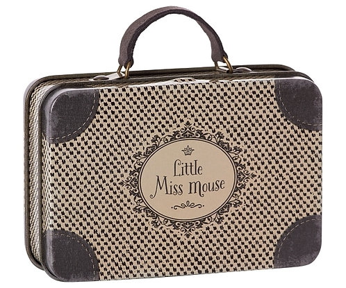 Metal Suitcase, Little Mouse - Maileg
