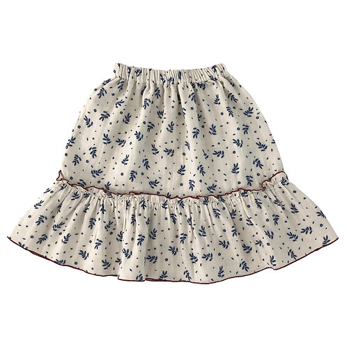 Dana Skirt, Winter Blossom - LiiLU