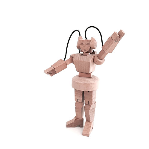 BarbarellaBot Small