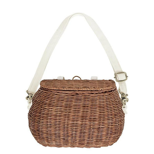 Mamachari Bag, Natural - Olli Ella