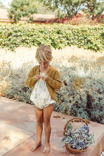 Doro Knit Jacket, Pistachio - LiiLU