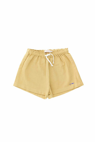 Solid Short, Sand - Tiny Cottons
