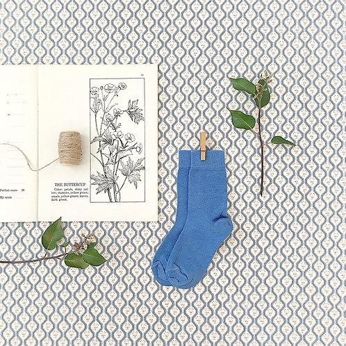 Half Sock, Blue Jay - Soor Ploom