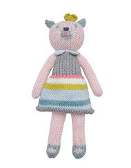 Girl Cat Rattle - Blabla