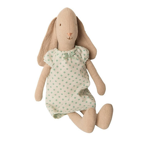 Bunny Size 2, Nightgown Mint - Maileg