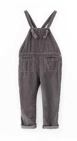 Corduroy Overall, Tan - Tocoto Vintage