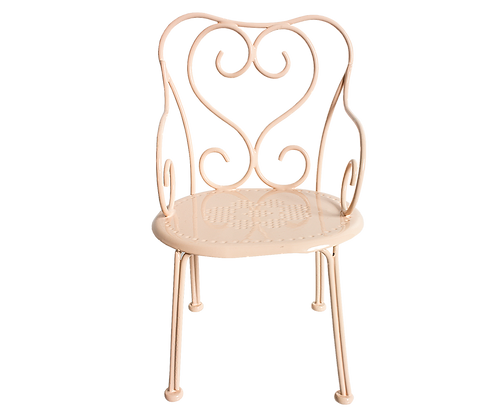 Mini Romantic Chair, Powder - Maielg