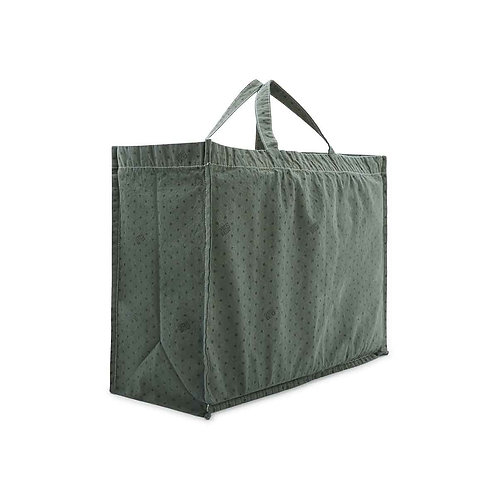 Bonton Shopping Bag, Kaki Highland - BONTON