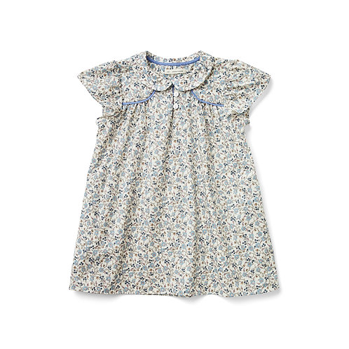 Philomena Dress, Floral Print - Soor Ploom