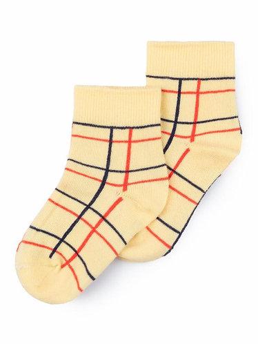 Baby Short Socks, Lines - Bobo Choses