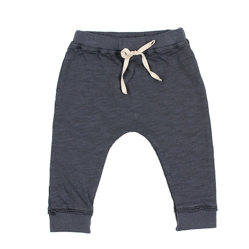 Miki Baby Jersey Pant, Graphite - Búho
