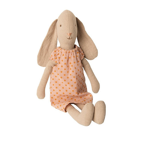 Bunny Size 2, Nightgown Rose - Maileg