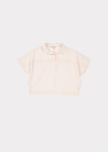Tetra Shirt, Blush - Caramel London