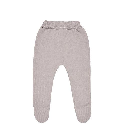 Knitted Trousers Lavander - Bonnet a pompon