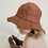 Thumbnail: Childrens Everyday Hat, Brown - Wellington Factory