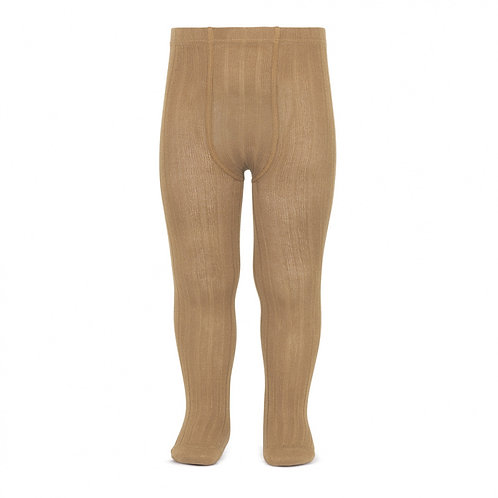 Rib Tights, Camel 326 - Condor