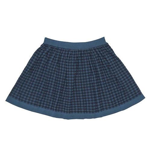 Skirt, Indigo/Dark Navy - Fub