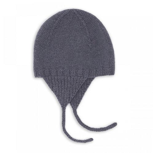 Alpaca Peruvian Hat, Gris urbain - BONTO