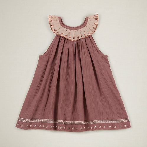 Winnie Dress, Slip - Apolina Kids