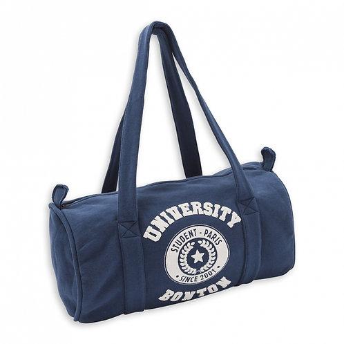 University Bag, Chine Blue - BONTON