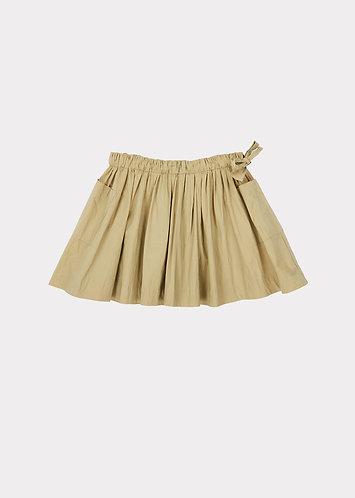 Cormoran Skirt, Taupe - Caramel London