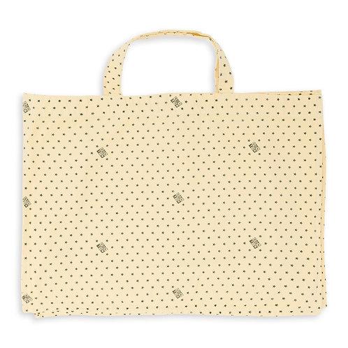 Bonton Shopping Bag, Jaune Shake - BONTON