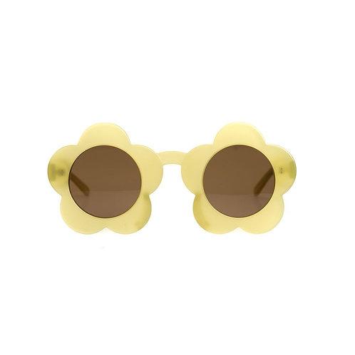 Kid's Sunglasses, Limeade - Wunderkin co