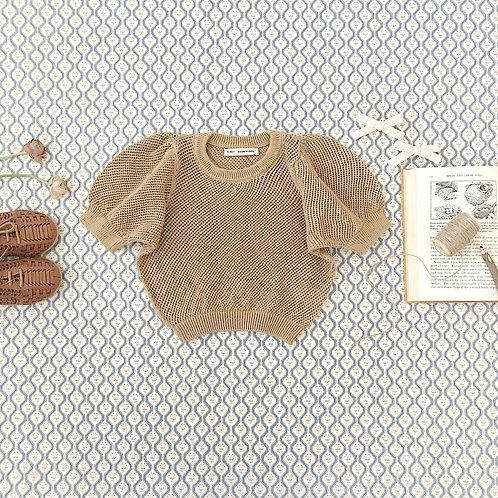 Mimi Knit Top, Chai - Soor Ploom