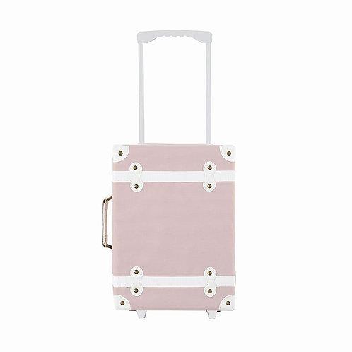 See-ya Suitcase, Pink - Olli Ella
