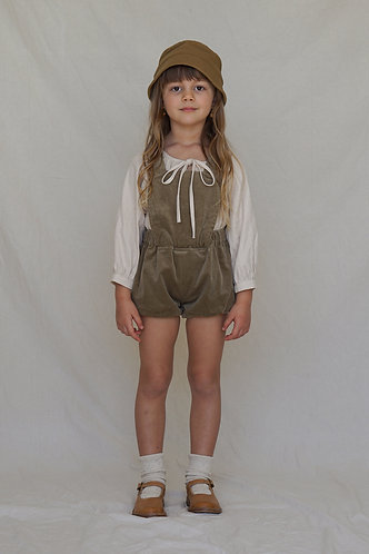 Anais Playsuit, Caper - House Of Paloma