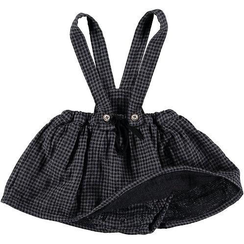 Lulu College Skirt, Vichy - Búho