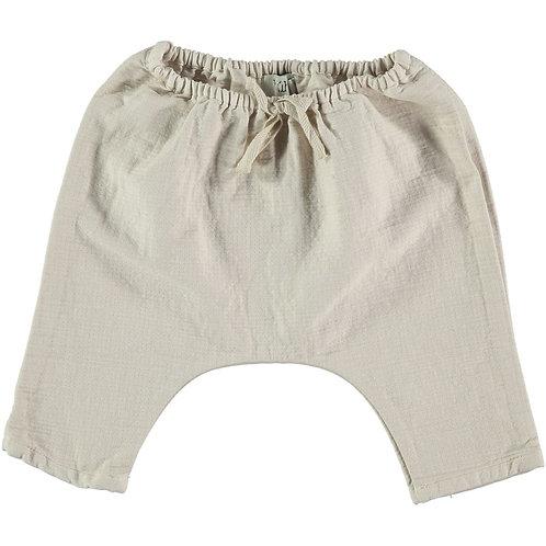 Kim Back Pocket Pant, Stone - Búho