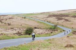 Cycling around Dartmoor