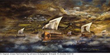 Trojan War, Greek fleet, achaeans, trojans, Helen of Sparta, Paris of Troy, Achilles, The Iliad, Homer