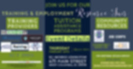 Training & Employment Resource Fair Flye