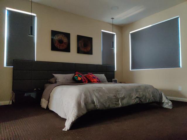 Room Darkening Smart Shades