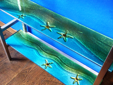 Bring the Ocean to You in Glass